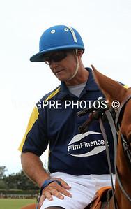 Danny Walker on his horse Y2K.