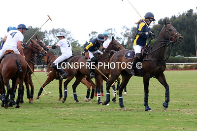 Lady Polo player on right