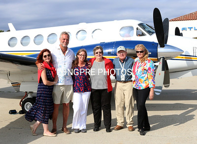 left:  Cheri Poe, Scott Poe, Nancy Davidson, Ann Becker, Bill Wakeman,  Mary Longpre.