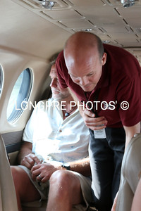 WEST COAST CHARTER'S  pilot  CHRIS DAHLAN