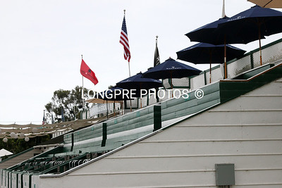 Grand Stands at the Santa Barbara Polo and Racquet Club