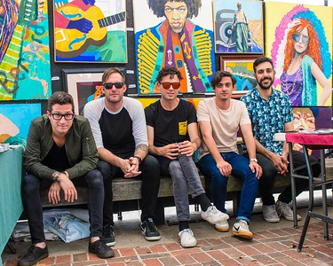 THE ARKELLS AT THE WXPN XPONENTIAL FESTIVAL IN CAMDEN, NJ