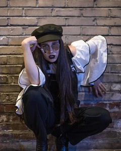 ALLIE X AT THE FOUNDRY (FILLMORE) IN PHILLY  8/29/17