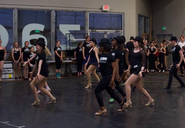 PPC Elite Rehearsal