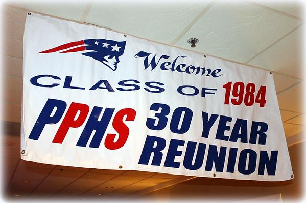 PPHS 1984 (part 2) Saturday Night 30yr Reunion
