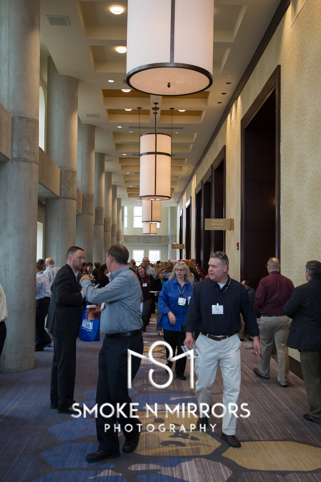 2018 PPTA Dpring Conference - Break Time!
