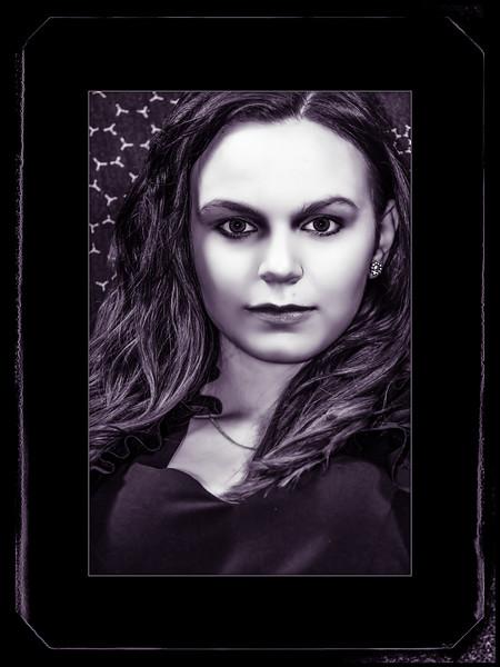 Model: Helayna Derby, Photogrpaher: Dave Bruffy, Studio: Smoke N Mirrors Photography