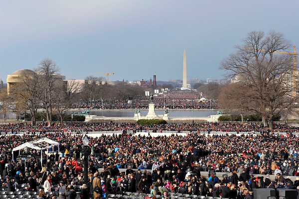 WASHINGTON DC JANUARY 21, 2013 PRESIDENTIIAL INAUGURATION AND INAUGURAL BALL ON JANUARY 21, 2013 (Photo by Valerie Goodloe)