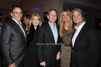 Rich Berger, Alise Ruth, Gary Ruth, Sandra Rosenthal, Larry Rosenthal photo by Rob Rich © 2011 robwayne1@aol.com 516-676-3939