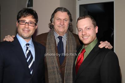Rick Sitomer, Jeff Furman, Chris Olshan photo by Rob Rich © 2011 robwayne1@aol.com 516-676-3939
