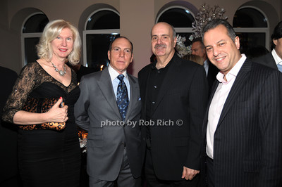 Donna Taragallo, Joe Giaco, Steve Taragallo, Ron Yeffet photo by Rob Rich © 2011 robwayne1@aol.com 516-676-3939