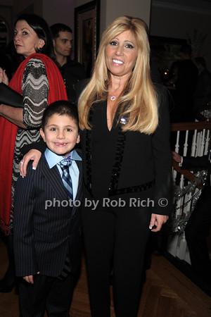 Spencer, Cheryl Mercuris photo by Rob Rich © 2011 robwayne1@aol.com 516-676-3939