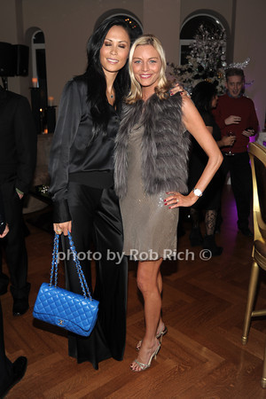 Julianne Wainstein, Jennifer Sitomer photo by Rob Rich © 2011 robwayne1@aol.com 516-676-3939
