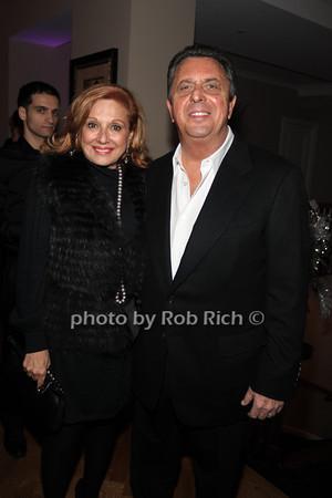 Michelle Rella, Frank Rella photo by Rob Rich © 2011 robwayne1@aol.com 516-676-3939