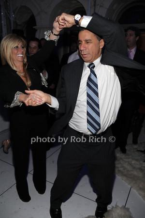 Cheryl Mercuris, David Paterson photo by Rob Rich © 2011 robwayne1@aol.com 516-676-3939