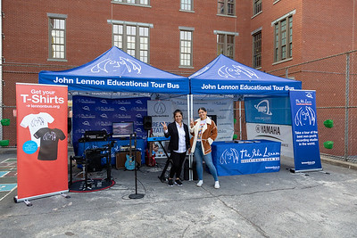 2019_10_11, Audio-Techinca, Bronx, NY, OWC, PS25, Tents, Yamaha, Establishing, OWC