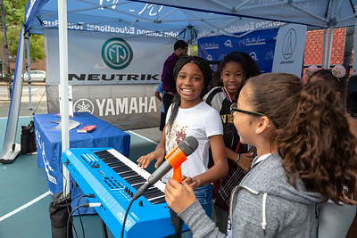 2018_09_21, Audio-Technica, Flushing, Neutrik, New York, NY, PSMS200, Tents, Yamaha