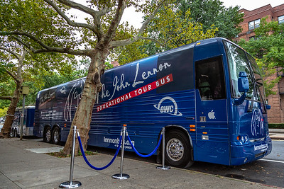 2018_09_21, Bus, Establishing, Exterior, Flushing, New York, NY, PSMS200, OWC