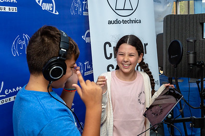 2018_09_21, Audio-Technica, Creator Station, Flushing, New York, NY, PSMS200, Tents