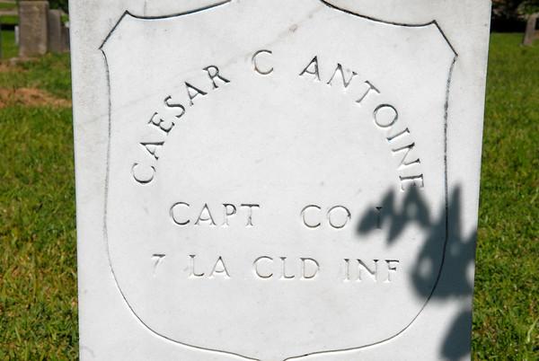 C.C. Antoine Memorial Celebration