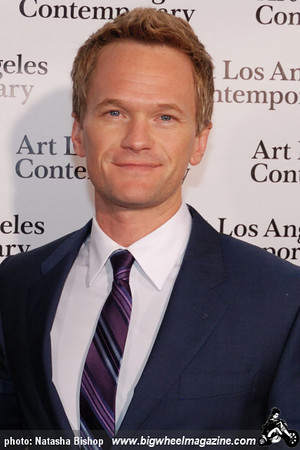 Actor Neil Patrick Harris arrives at the opening night gala of the 1st Annual Art Los Angeles Contemporary held at the Pacific Design Center on January 28, 2010 in Los Angeles, California.