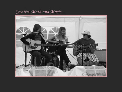 Creative Math and Music play for a cause ... http://www.creativemathandmusic.com/Photos_PFAP-Jun28-09.php June 28, 2009