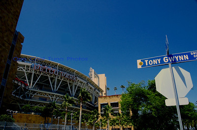 Pads vs Yankees -Petco Park 2013