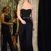 A contestant walks the runway in the first round of competition in the 2015 Miss Kentucky County Fair Pageant Saturday evening at the Galt House East Grand Ballroom.  January 17, 2015