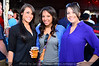 Saleah Farias, Gabby Reedus and Caitlynn Thompson attending the bikini contest at the Dupont Hooters. April 13, 2013.