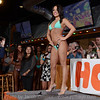 Taylor Watson was a contestant in the Hooter's Bikini Contest at the Jeffersonville, IN riverfront restaurant Friday night. May 17, 2014.
