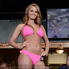 Alexa Adams was a contestant in the Hooter's Bikini Contest at the Jeffersonville, IN riverfront restaurant Friday night. May 17, 2014.