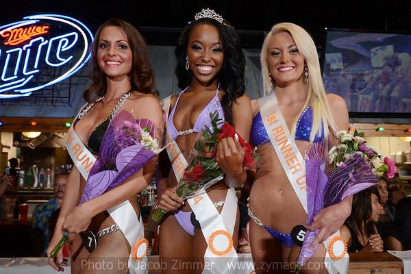 Hooters Bikini Contest 2014, Jeffersonville, IN