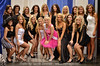 After two days of preliminary competitions, 18 finalists remained in the Miss Auto Show pageant 2012.