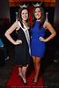 Miss Bluegrass Area Miranda Buchanan and Miss Heartland Candice Cruz.