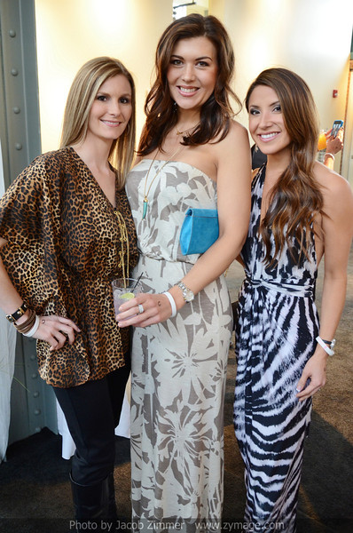Amy Dennison, Erica McDowell and Paloma Thacker.