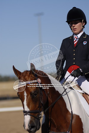 3 Senior Youth Dressage 1C