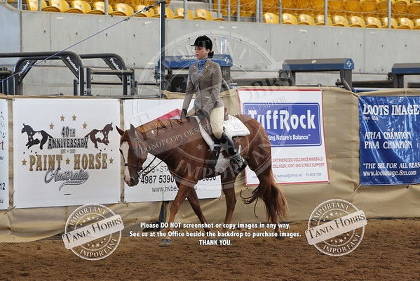 34	Junior Youth Hunter Under Saddle