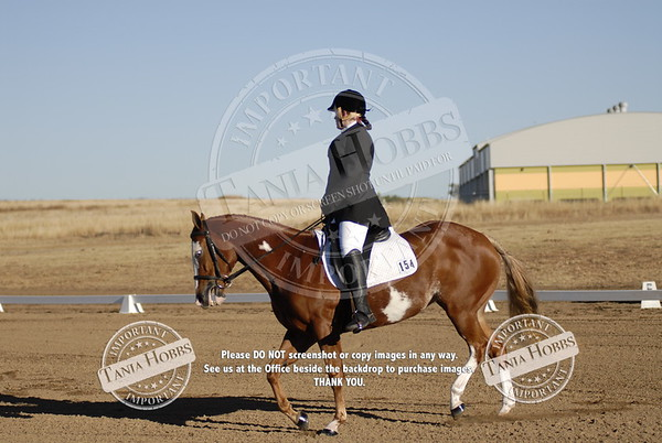 4 Junior Youth Dressage 1B