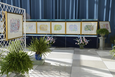 Paintings for World Harmony by Sri Chinmoy