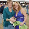 My Mom and Rhonda Vincent