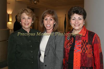 Phyllis & Sharon Lerner, Irma Steifel