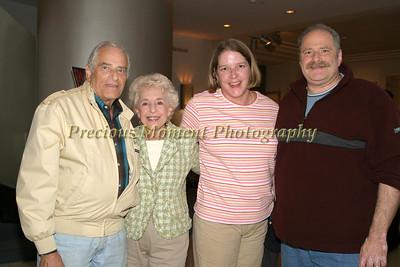 Harold Jacobson, Lenore Ber, Rosemary & Joe Jacobson