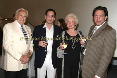 Alex,Paul, & Helene Kaye Scott, Dr Harold Bafitis