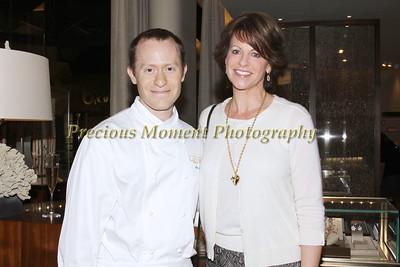 IMG_1291 Chef Jim Leiken & Suzanne DeGeorge