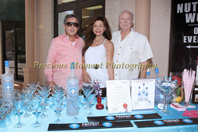 IMG_0454 Ernie Brodbeck, Mina Nemat & Mark Smith President Perfect Vodka