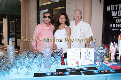 IMG_0453 Ernie Brodbeck, Mina Nemat & Mark Smith President Perfect Vodka