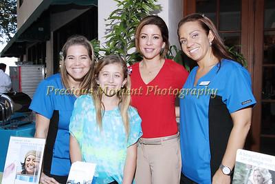 IMG_0516 Kelly Adamo,Alicia & Dr Angela deFabrigue,Rachel McKenzie