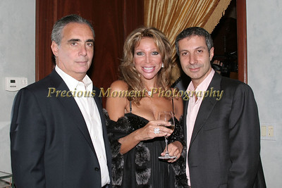 Edward & Anise Schneiderman with Greg Osipov