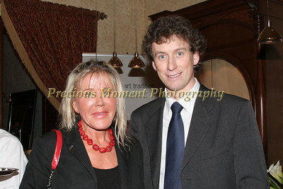 Irena Fishman, Tino Bobe with Lange