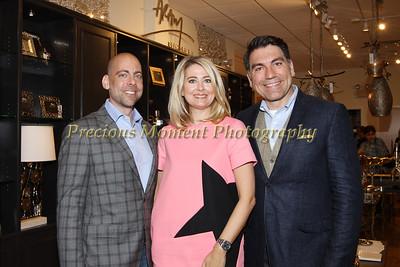 IMG_9407 Daniel & Cathy Lubner with Michael Aram